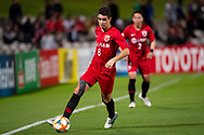 SYDNEY, AUSTRALIA - APRIL 10: Shanghai SIPG FC player Oscar (8) controls the ball at The AFC Champions League football game between Sydney FC and Shanghai SIPG FC on April 10, 2019, at Netstrata Jubilee Stadium in Sydney, Australia. (Photo by Speed Media/Icon Sportswire)