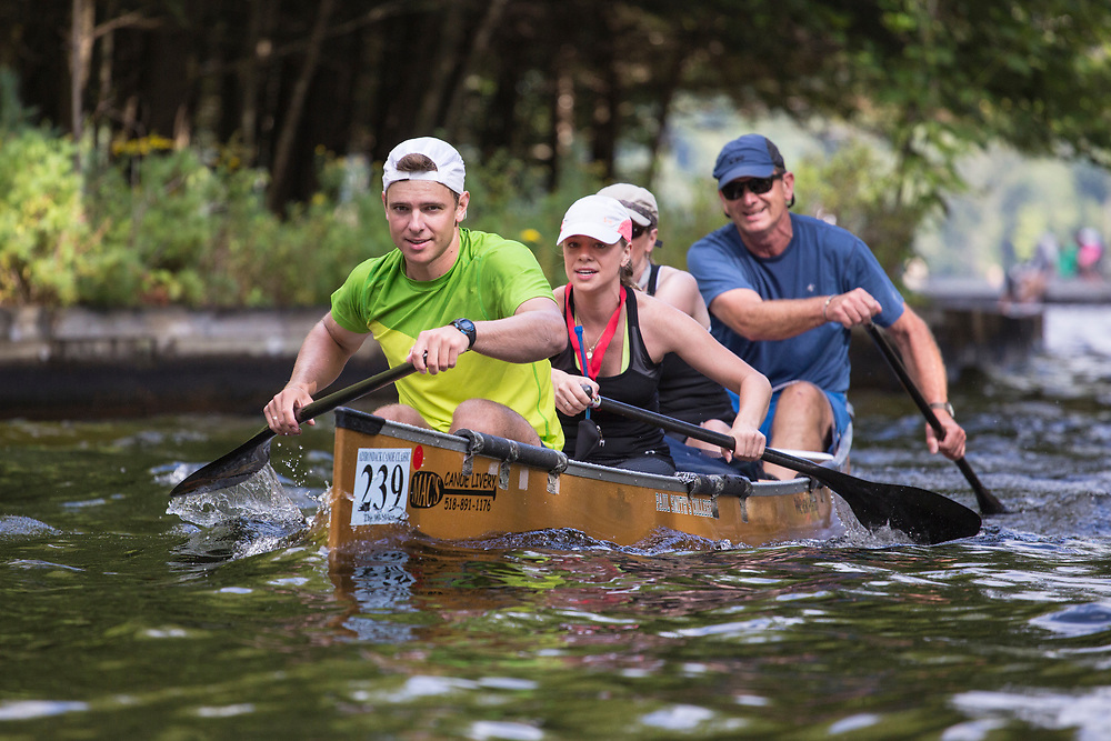 About 600 paddlers participated in the 2016 90-Miler races in the Adirondack Park during the weekend of September 9-11.