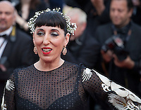 Actress Rossy de Palma at the gala screening for the film Loving at the 69th Cannes Film Festival, Monday 16th May 2016, Cannes, France. Photography: Doreen Kennedy