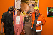 ANDREAS KRONTHALER,, DOVILE DRIZYTE, , VIVIENNE WESTWOOD,  JUERGEN TELLER,Private View of Demelza Kids by Juergen Teller at Bonhams, London, 9 April 2019