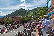 4th of July parade in Aspen, Colorado, USA