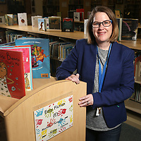 Grace Hall, Lee County Library children's librarian.