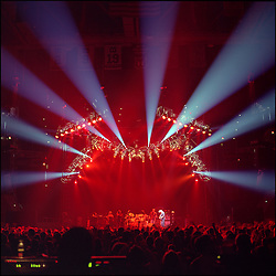 "Concert Lighting ""Look"" of The Jerry Garcia Band Live at the Hartford Civic Center on 1993-11-08"