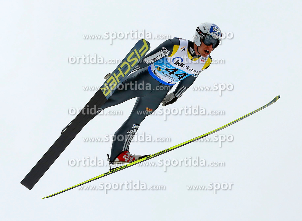 13.02.2013, Vogtland Arena, Kingenthal, GER, FIS Ski Sprung Weltcup, im Bild Jan Matura, Tschechien // during the FIS Skijumping Worldcup at the Vogtland Arena, Kingenthal, Germany on 2013/02/13. EXPA Pictures © 2013, PhotoCredit: EXPA/ Eibner/ Ingo Jensen..***** ATTENTION - OUT OF GER *****