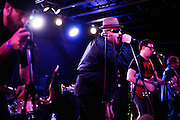 "Legendary St. Louis ska band MU330 (performing with the ""Press"" era line-up) skanked The Firebird into the new year with Holy Shakes and Cross Examination."