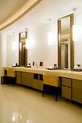 Men's changing room at Espa spa.