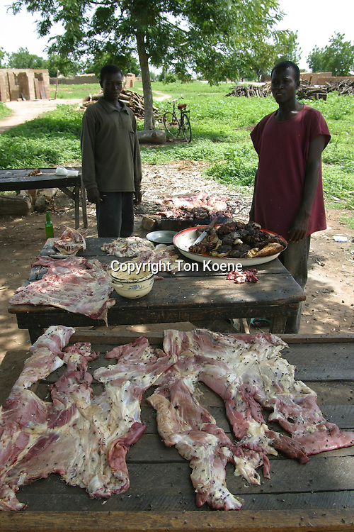 meatsellers in Nigeria