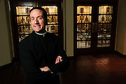 Rev. John Dearhammer is Pastor at Church of the Holy Spirit in northwest suburban Schaumburg. May 4, 2012 l Brian J. Morowczynski~ViaPhotos..For use in a single edition of Catholic New World Publications, Archdiocese of Chicago. Further use and/or distribution may be negotiated separately. ..Contact ViaPhotos at 708-602-0449 or email brian@viaphotos.com.