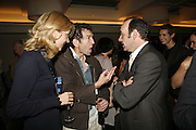 Kate Pakenham, Greg Hix and Kevin Spacey, The 25th hour post party at the Plaza on the River, 18 Albert Embankment. Culmination of the 24 Hour Plays Celebrity Gala at the Old Vic.London. 8 October 2006.  -DO NOT ARCHIVE-© Copyright Photograph by Dafydd Jones 66 Stockwell Park Rd. London SW9 0DA Tel 020 7733 0108 www.dafjones.com