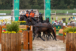 Chardon IJsbrand, NED, Baldun, Balero, Eddy, Enrico<br /> CHIO Aachen 2019<br /> Weltfest des Pferdesports<br /> © Hippo Foto - Dirk Caremans<br /> Chardon IJsbrand, NED, Baldun, Balero, Eddy, Enrico