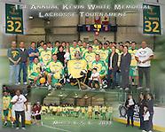 Lacrosse 2011 Kevin White Memorial Lacrosse Opening Ceremonies