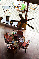 Restaurant Brisa Azul at Lapa Rios Ecolodge, Osa Peninsula, Costa Rica