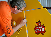 Piper Cub Project, Friends rebuild classic airplane in Atlanta