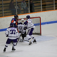 Men's Ice Hockey: Utica College Pioneers vs. University of St. Thomas (Minnesota) Tommies