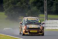 #91 Owen Walton Mini Cooper during the MINI Challenge - Cooper S, Cooper & Open at Oulton Park, Little Budworth, Cheshire, United Kingdom. August 20 2016. World Copyright Peter Taylor/PSP.