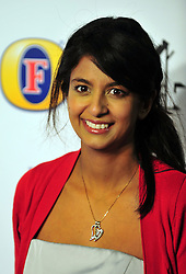 © Licensed to London News Pictures. 16/12/2011. London, England. Konnie Huq attends the Channel 4 British Comedy Awards  in Wembley London .  Photo credit : ALAN ROXBOROUGH/LNP