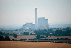JUL 27 2014 Cooling towers demolished