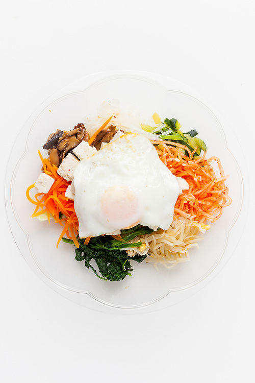 Tofu Bibimbap from Cafe Manna ($3.46) - MealPal Promo (50% off)