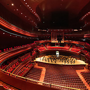 Verizon Hall, Kimmel Center for the Performing Arts, Philadelphia, Pennsylvania - Rafael Viñoly Architects, PC