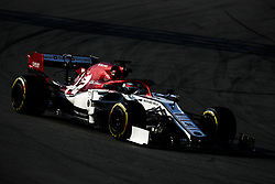 February 20, 2019 - Barcelona, Spain - RAIKKONEN Kimi (fin), Alfa Romeo Racing C38, action during Formula 1 winter tests from February 18 to 21, 2019 at Barcelona, Spain - Photo  /  Motorsports: FIA Formula One World Championship 2019, Test in Barcelona, (Credit Image: © Hoch Zwei via ZUMA Wire)