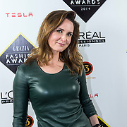 NLD/Amsterdam/20141209 - uitreiking Grazia Fashion Awards 2014, Marie Claire Koningsbrugge - Witlox