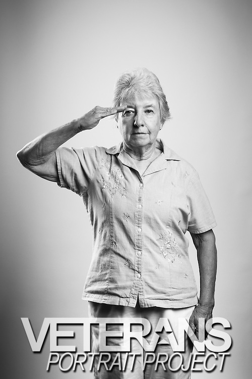 Patricia L. King<br /> Women's Army Corps, Army<br /> O-6<br /> Military Police<br /> 1966 - 1998<br /> <br /> <br /> Veterans Portrait Project<br /> Junction City, KS