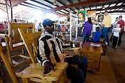 VERENIGDE STATEN-ANGOLA-Louisiana State Prison Rodeo. Arts & Crafts. COPYRIGHT GERRIT DE HEUS, UNITED STATES-ANGOLA- Angola Prison Rodeo. Photo: Gerrit de Heus