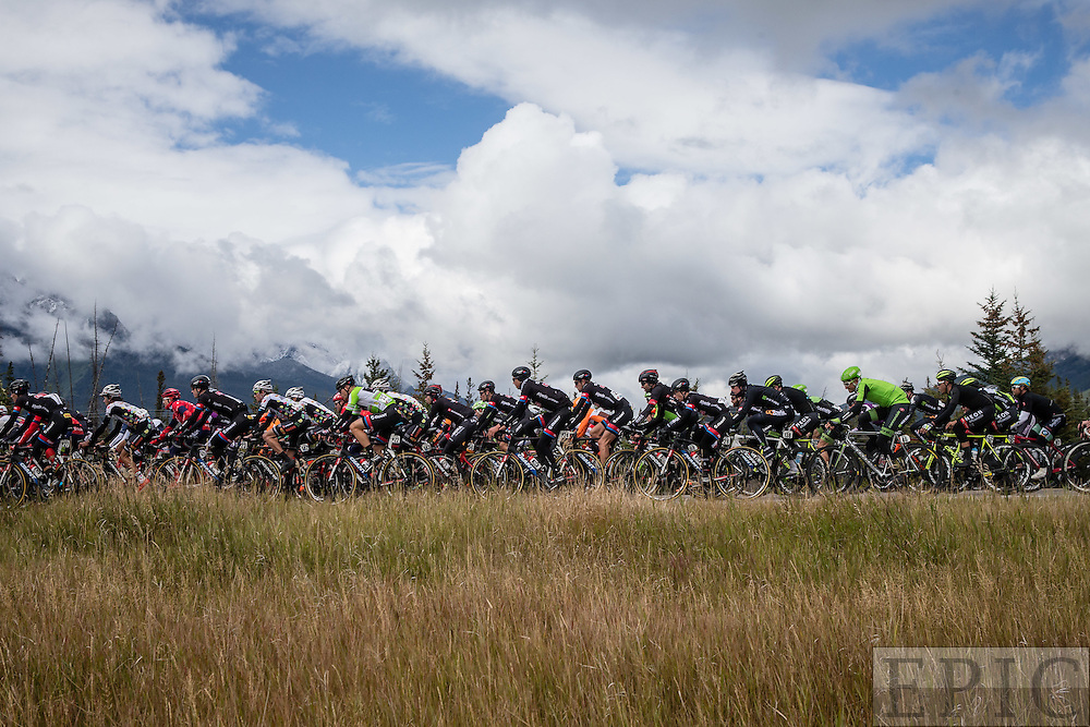 GRANDE CACHE, ALBERTA, CANADA - SEPTEMBER 4: Tour of Alberta on September 4, 2015 in Grande Cache, Alberta, Canada. (Photo by Jonathan Devich/Getty Images) *** LOCAL CAPTION ***