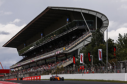 May 13, 2018 - Barcelona, Catalonia, Spain - 14 Fernando Alonso from Spain with McLaren Renault MCL33  in front of Spanish fans during the Spanish Formula One Grand Prix at Circuit de Catalunya on May 13, 2018 in Montmelo, Spain. (Credit Image: © Xavier Bonilla/NurPhoto via ZUMA Press)