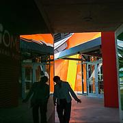 Opening Biomuseo<br /> Photography by Aaron Sosa<br /> Causeway Amador, Panama 30-09-2014<br /> <br /> El edificio Puente de Vida está localizado en el área de Amador de la Ciudad de Panamá, en la punta de un causeway en la entrada Pacífica del Canal de Panamá. Ésta localización privilegiada está a pocas cuadras del principal puerto de cruceros en Panamá, y está a minutos del Parque Nacional Soberanía, un suntuoso bosque lluvioso inmediatamente adyacente a la Ciudad de Panamá.<br /> <br /> Ésta área es rica en historia; estaba originalmente compuesta por una serie de islas que fueron unidas por un causeway, creado por rocas dragadas durante la construcción del Canal de Panamá. El Instituto de Investigaciones Tropicales del Smithsonian (STRI) tiene un centro de investigaciones marinas en una de las islas, y hay una hermosa marina, además de tiendas y restaurantes. Un nuevo centro de convenciones, terminado de construir en el 2002, fue la sede del concurso Miss Universo 2003.<br /> <br /> Amador ofrece a los visitantes a Panamá una oportunidad única de experimentar lo mejor que el país tiene para ofrecer. Con la creación del museo Puente de Vida, también va a ofrecer un vistazo de la rica vida natural que hay en Panamá.