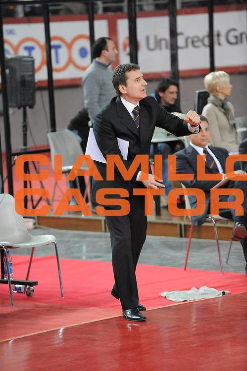 DESCRIZIONE : Roma Eurolega 2008-09 Lottomatica Virtus Roma Panathinaikos Atene<br /> GIOCATORE : Nenad Trajkovic<br /> SQUADRA : Lottomatica Virtus Roma<br /> EVENTO : Eurolega 2008-2009<br /> GARA : Lottomatica Virtus Roma Panathinaikos Atene<br /> DATA : 26/02/2009<br /> CATEGORIA : ritratto<br /> SPORT : Pallacanestro <br /> AUTORE : Agenzia Ciamillo-Castoria/G.Ciamillo