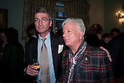 BENJAMIN MANCROFT; NICKY HASLAM, Nicholas Coleridge celebrates the publication of his novel; Deadly Sins. Dartmouth House, Charles St. London. 28 April 2009