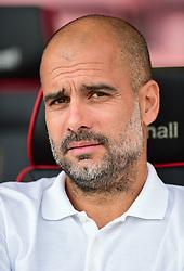 Manchester City manager Josep Guardiola - Mandatory by-line: Alex James/JMP - 26/08/2017 - FOOTBALL - Vitality Stadium - Bournemouth, England - Bournemouth v Manchester City - Premier League