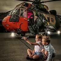 Sea King Belgian Air Force © 2Photographers - Paul Gheyle & Jürgen de Witte