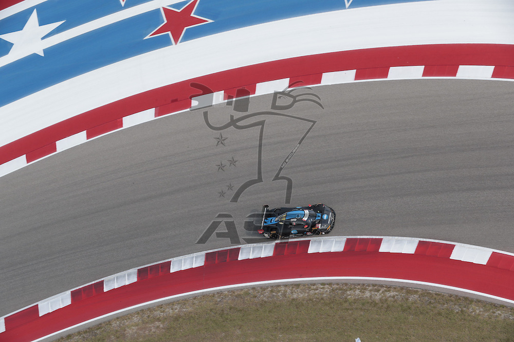 Austin, TX - Sep 15, 2016:  The Wayne Taylor Racing Corvette DP, Chevrolet, Corvette, Prototype races through the turns at the Lone Star Le Mans at Circuit of the Americas in Austin, TX.