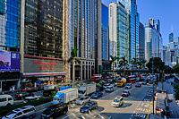 Chine, Hong Kong, Hong Kong Island, Hennessy Road // China, Hong-Kong, Hong Kong Island, Hennessy Road