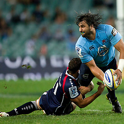NSW Waratahs  v Melbourne Rebels | Asteron Life SuperRugby | 21 March 2014