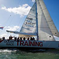 GBR 9353T OCEAN TRAINING