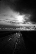 Road at the Snæfellsnes peninsula