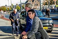 AMSTERDAM - Jetta Klijnsma Herdenkingsbijeenkomst in het Concertgebouw voor de overleden oud-premier Wim Kok.