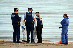 Auckland-Man's body washed up on Mission Bay Beach