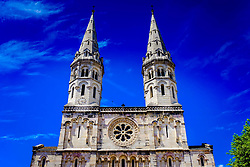 Church of Saint-Pierre, Macon, France<br /> <br /> (c) Andrew Wilson | Edinburgh Elite media