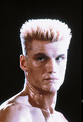 1985; Rocky Iv. Original Film Title: Rocky Iv, PICTURED: DOLPH LUNDGREN, Composer: Bill Conti, Director: Sylvester Stallone, IN CAST: Talia Shire, Dolph Lundgren, Brigitte Nielsen, Sylvester Stallone  (Credit Image: © Metro-Goldwyn-Meyer (MGM)/Entertainment Pictures/ZUMAPRESS.com)