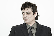 Actor Benicio del Toro attends the photocall for 'Jimmy P. (Psychotherapy of a Plains Indian)' at the Palais des Festivals during The 66th Annual Cannes Film Festival on May 18, 2013 in Cannes, France.
