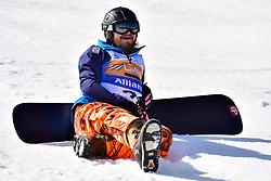 MACLEOD Andy, SB-LL2, GBR, Snowboard Cross at the WPSB_2019 Para Snowboard World Cup, La Molina, Spain