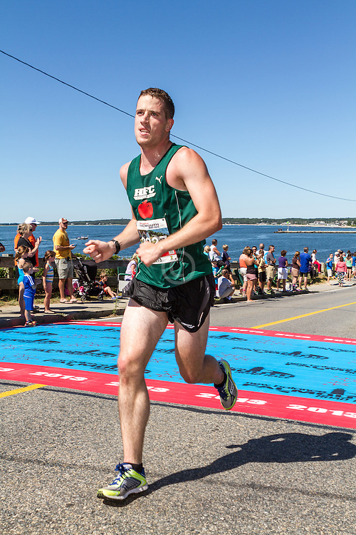 41st Falmouth Road Race: Kenny Rayner