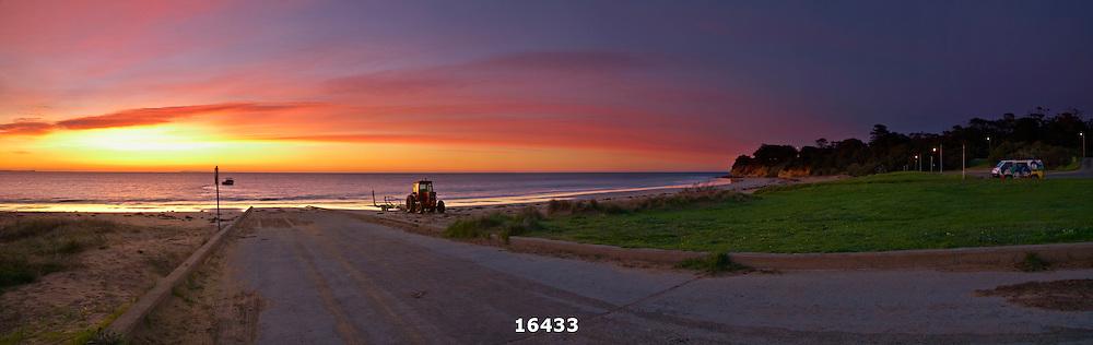 Fishermans Beach dawn