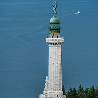 Vittoria Light (Italian: Faro della Vittoria) also known as the Victory Lighthouse, in Trieste, Italy