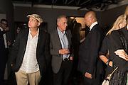 GERRY FOX; JAMES FOX; MICHAEL ROBERTS, Don McCullin: Eighty. Hamiltons, Carlos Place, London. 24 September 2015.