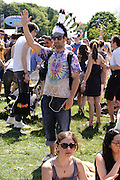 Photos of general atmosphere at The Great GoogaMooga festival at Prospect Park in Brooklyn, NY. May 19, 2012. Copyright © 2012 Matthew Eisman. All Rights Reserved.